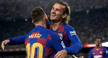 Griezmann reveló que hay una 'mala relación' con Messi y por eso no conectan en el campo