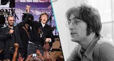 Escucha el cover de Paul McCartney y Ringo Starr para 'Grow Old with Me' de John Lennon