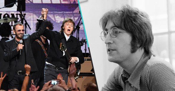 Escucha el cover de Paul y Ringo para 'Grow Old with Me' de John Lennon
