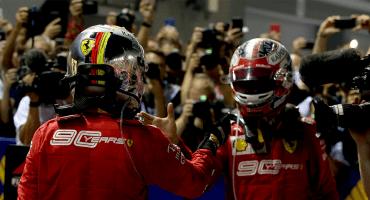 Lo que sabemos de la supuesta guerra entre Vettel y Leclerc en Ferrari