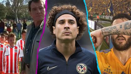 Los 5 equipos que reciben menos goles que Ochoa, el filtro de Gignac y las pobres Chivas: Lo que dejó la J13