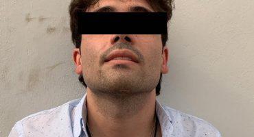 Confirman la detención de Ovidio Guzmán, el hijo del Chapo en Culiacán
