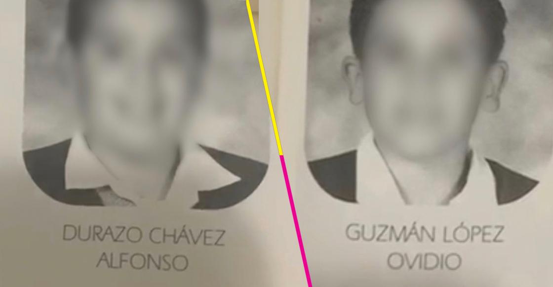 ¡Qué pasó ahí! Hijos del Chapo y Alfonso Durazo habrían estudiado juntos