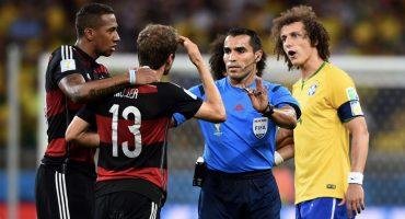 'Chiquimarco' contó cómo vivió 1-7 de Alemania a Brasil en 2014: