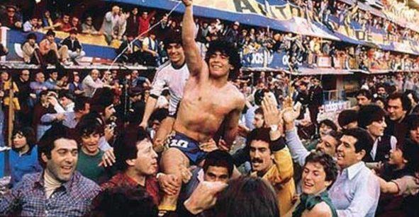 Los 5 récords de Maradona a nivel mundial que difícilmente serán superados