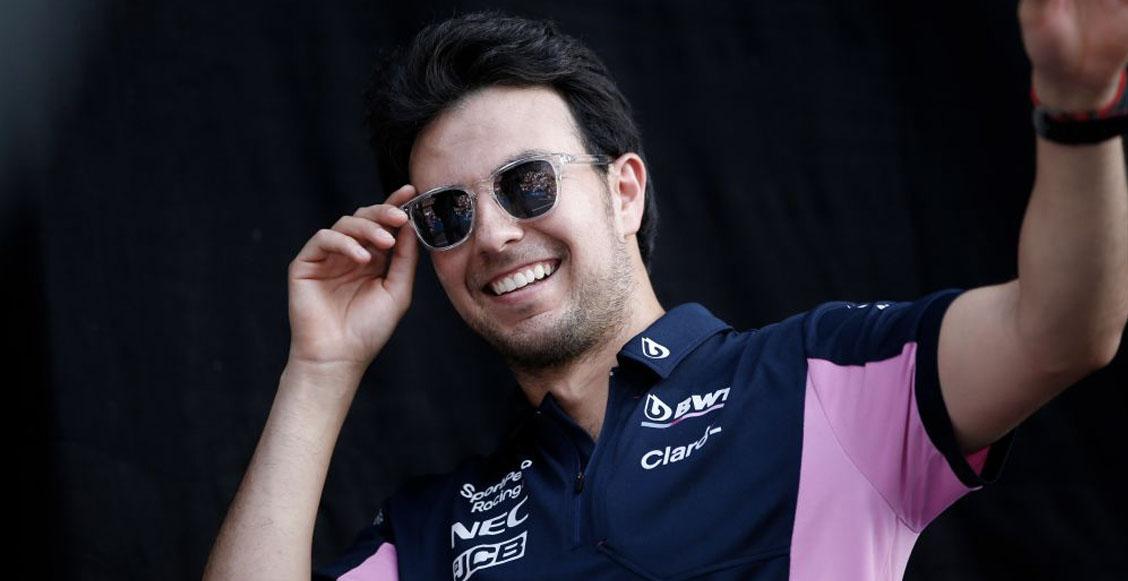 Así le ha ido a 'Checo' Pérez compitiendo en el Gran Premio de México
