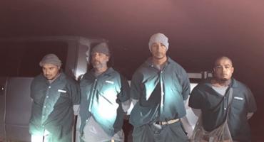Prioridades: Cuatro hombres escapaban diario de la prisión y regresaban con whiskey