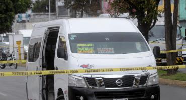 Van casi 30 mil homicidios y feminicidios en el gobierno de AMLO