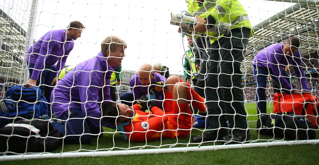 Tottenham da a conocer el parte médico tras la escalofriante lesión de Lloris
