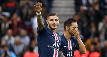 Icardi se estrena como goleador en la liga francesa en el triunfo del PSG