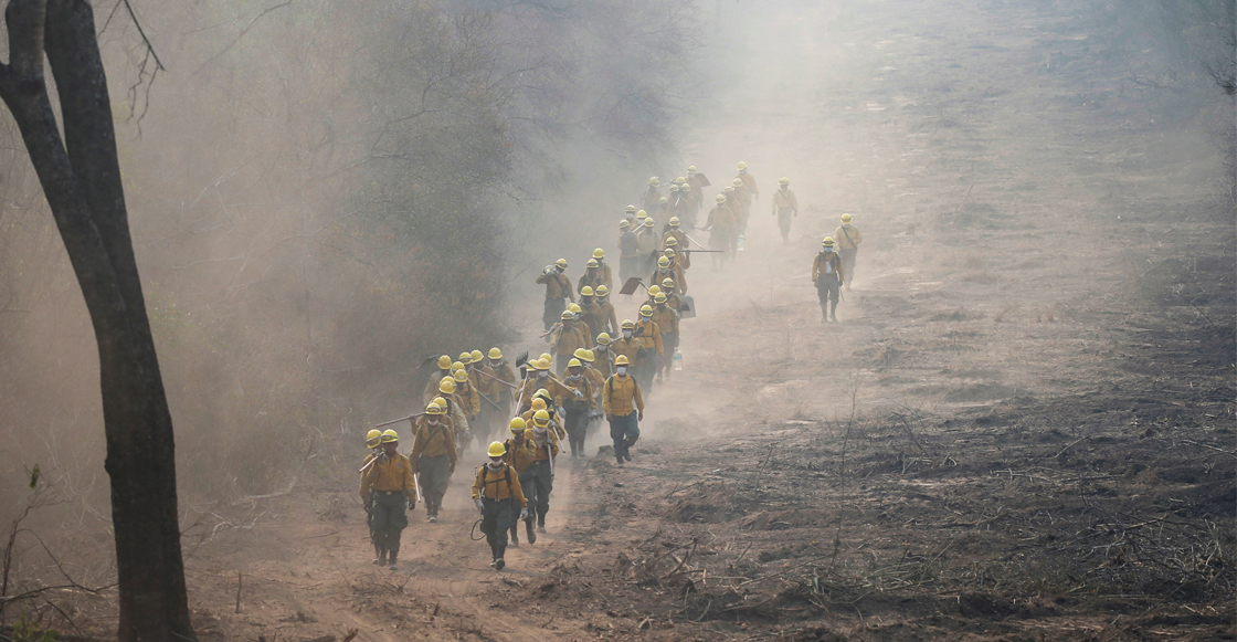 Anuncia Evo Morales que incendios forestales en Bolivia ya fueron apagados