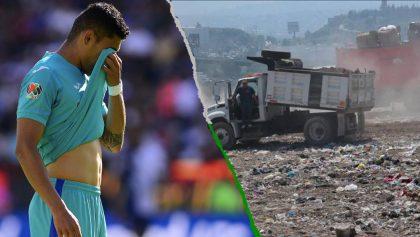 Inseguridad y basura: Los problemas que 'impiden' construir el nuevo estadio de Cruz Azul