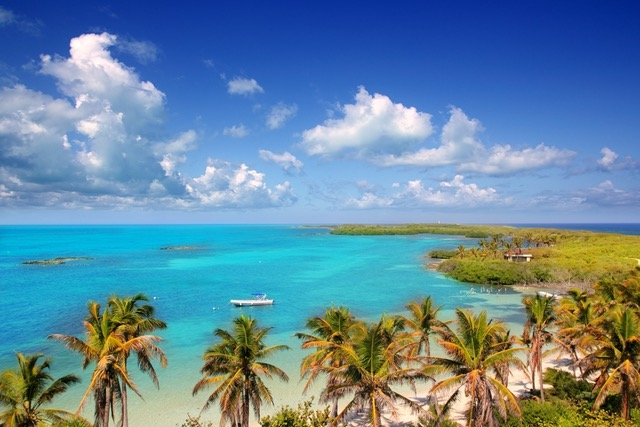 El sargazo se ha ido, regresemos al Caribe Mexicano