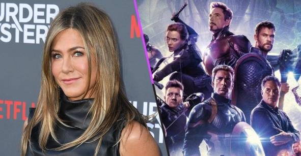 Rachel Green ha hablado: Jennifer Anniston dice que Marvel