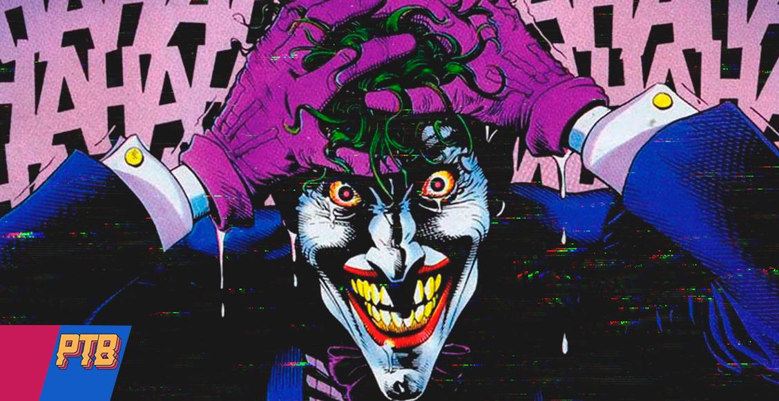 ¿De qué diablos se ríe el Joker?