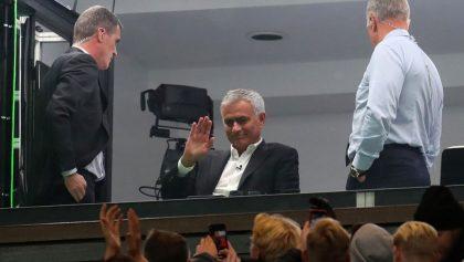 José Mourinho tomaría el cargo del Arsenal si corren a Emery 'pronto'