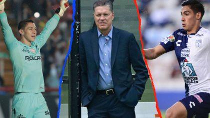 Los 6 jugadores que quiere Ricardo Peláez para las Chivas en el 2020