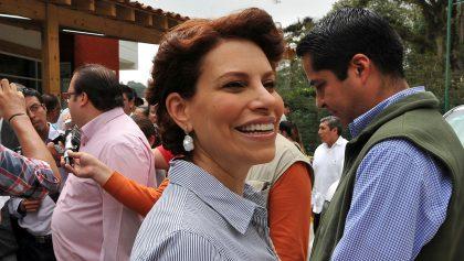 Karime Macías pagó 3.7 millones de pesos en fianza y seguirá proceso en libertad