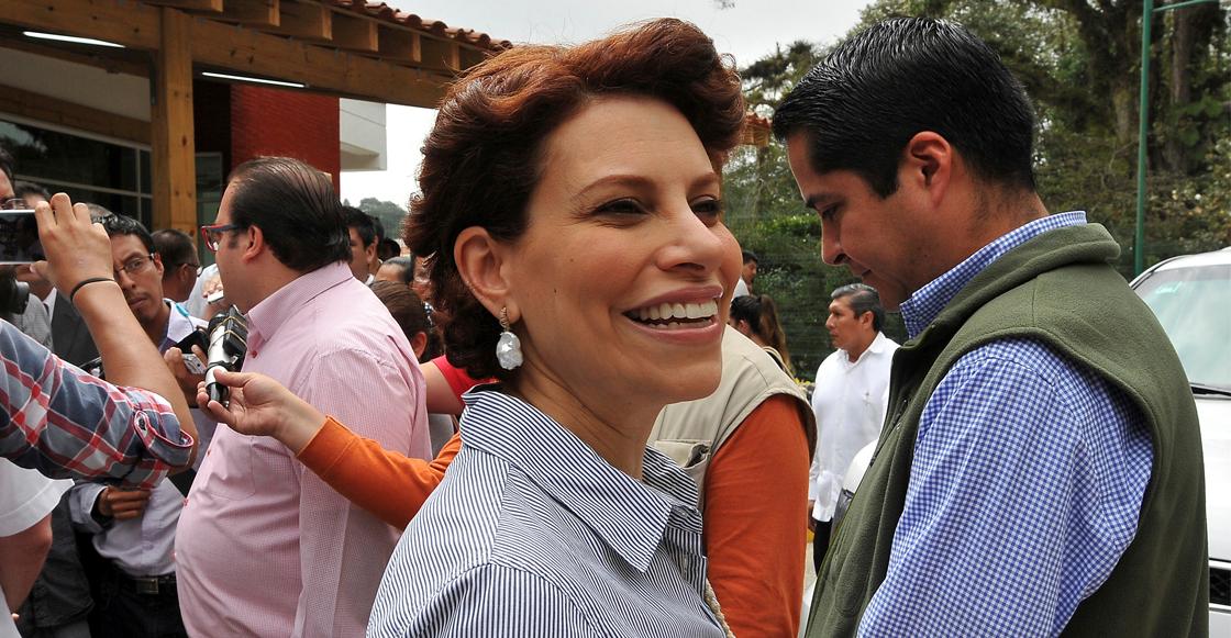 Hasta noviembre el juicio para extraditar a Karime Macías