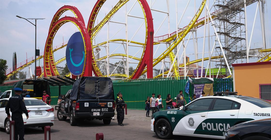 CDMX analiza cancelar concesión de la Feria de Chapultepec