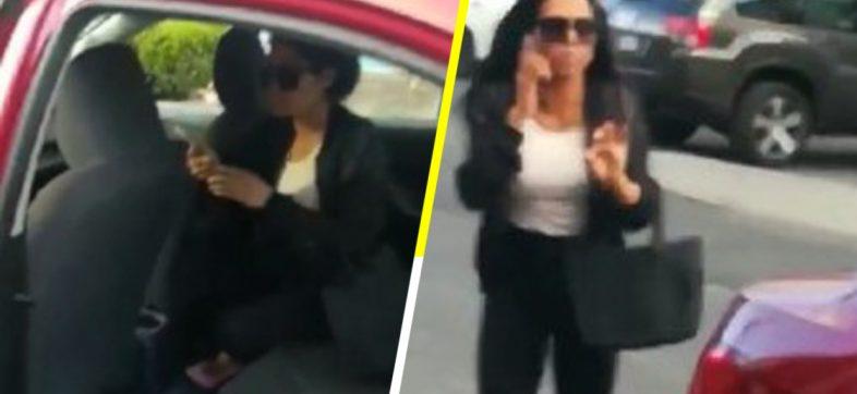 Chofer de Uber muestra video de mujer que lo acusó de abuso y las redes la llaman #LadyLibidinoso
