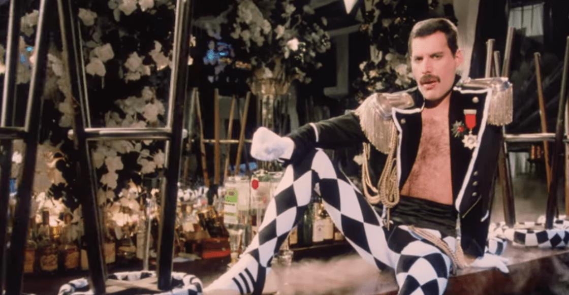 Remasterizan el polémico video que Freddie Mercury lanzó para