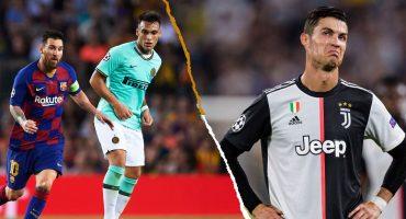 Lautaro Martínez elogió a Cristiano Ronaldo… ¿comparándolo con Messi?