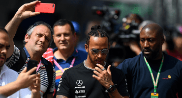 Hamilton acepta que es difícil que pueda coronarse en el Gran Premio de México