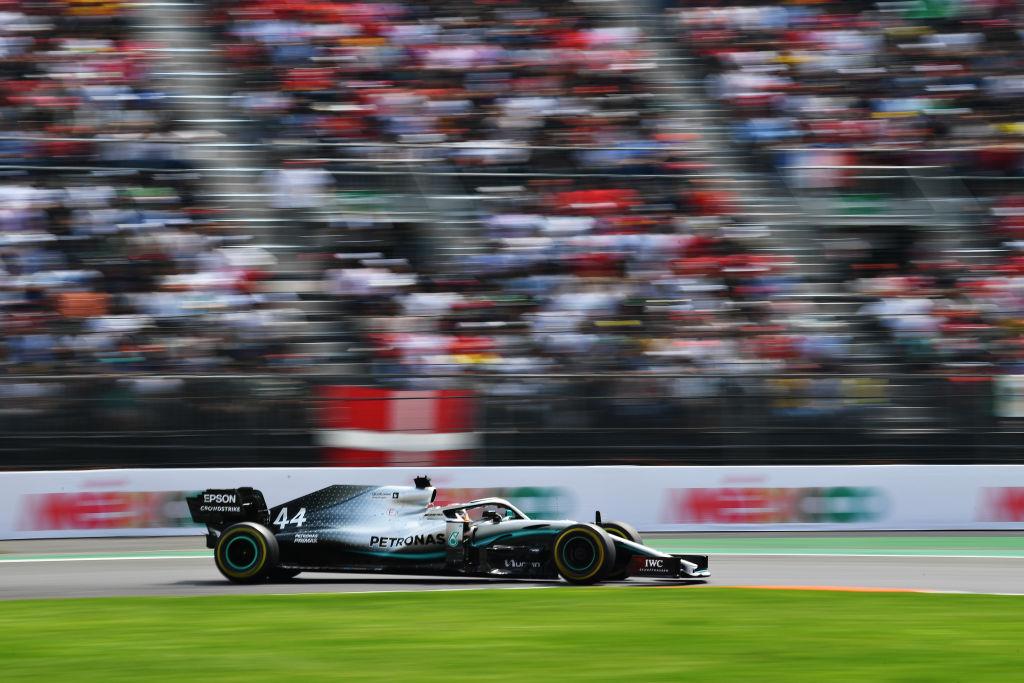 ¿Qué necesita ahora Lewis Hamilton para coronarse en el Gran Premio de EU?