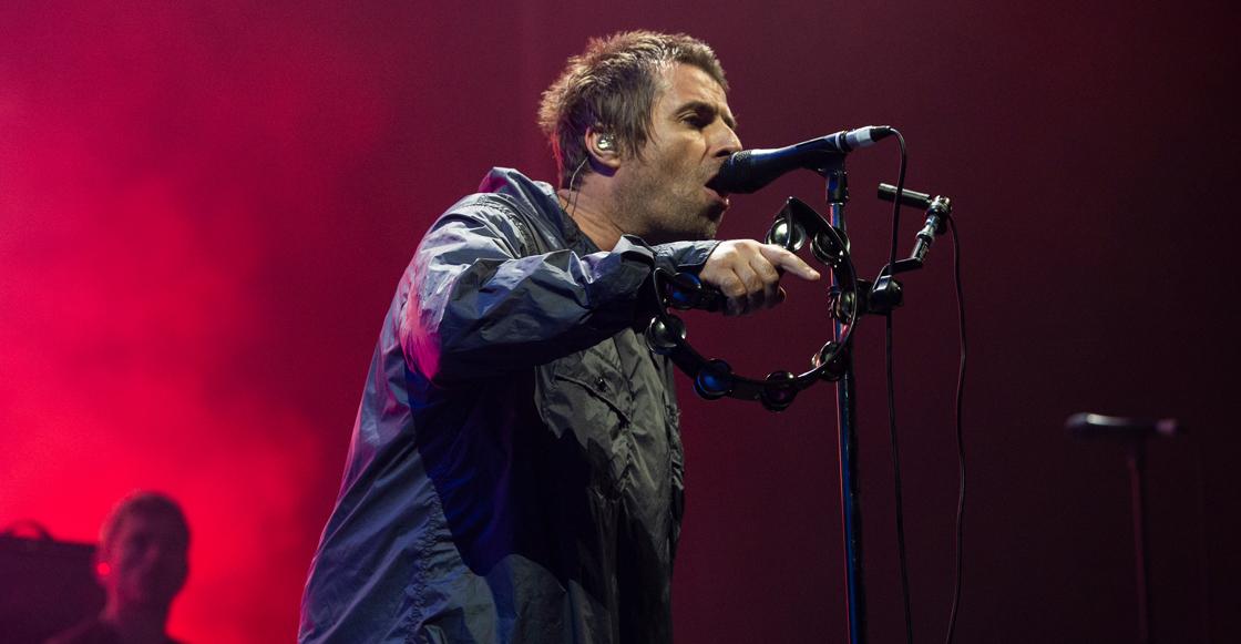 ¡Liam Gallagher nos confirmó sus futuros planes de venir a México!