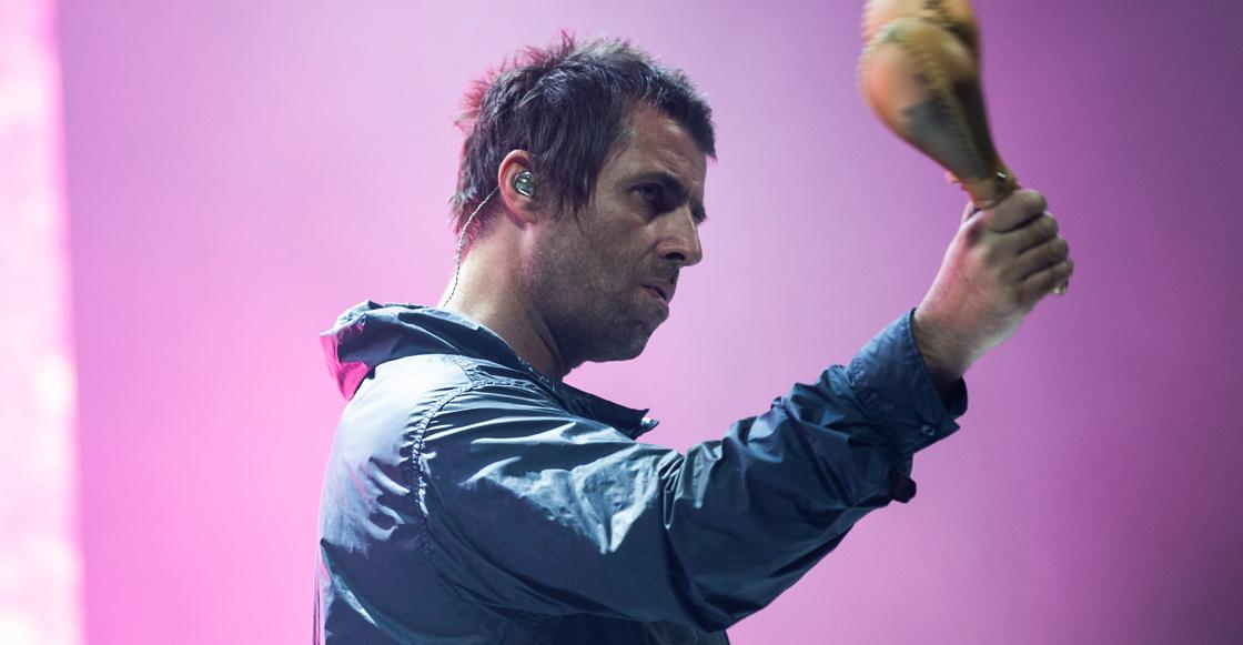 ¡Liam Gallagher nos confirmó cuándo saldrá su tercer disco!