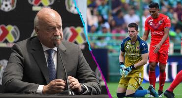 Bonilla asegura que la Liga MX está lista para el descenso de Veracruz