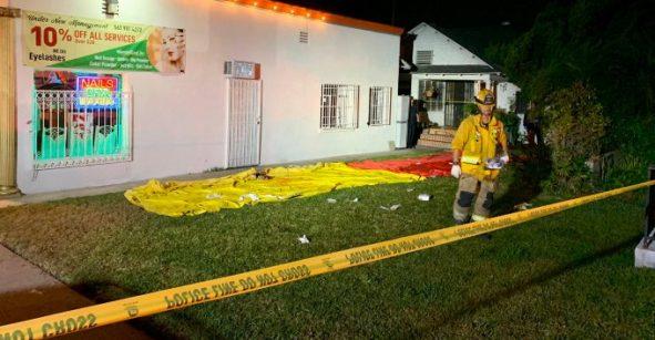 Tiroteo en fiesta de Halloween, en Long Beach, deja 3 muertos y 12 heridos