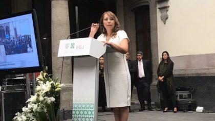 PGJ CDMX ofrece disculpa pública a Lorena González por su detención arbitraria