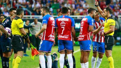 """""""Las expulsiones es lo que hace que Chivas no gane"""": Luis Fernando Tena"""