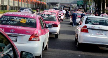 Que siempre no: No habrá marcha de taxistas este lunes 21 de octubre