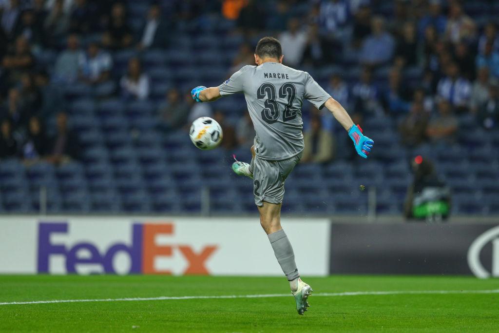 Marchesín aseguró que el Porto lo hizo llegar a la 'Albiceleste' porque en México 'no era visto'
