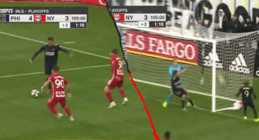 Marco Fabián califica al Philadelphia a Semifinales con un golazo imposible