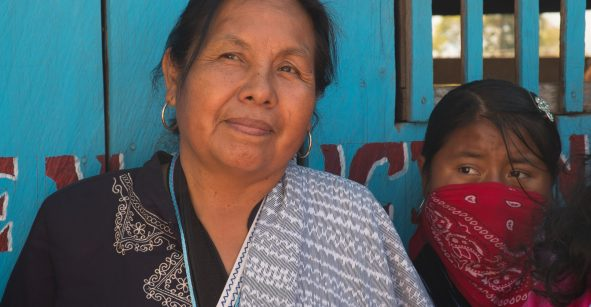 Más represión a indígenas con la 4T: Marichuy; al gobierno sólo le interesa el folclore