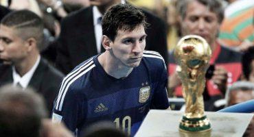 ¿Ya no? Messi admitió que no cambiaría sus trofeos por ser Campeón del Mundo