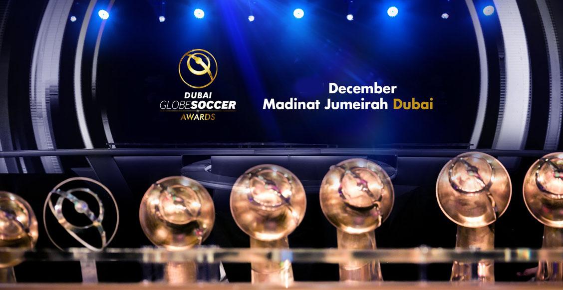 Messi y Cristiano Ronaldo encabezan la terna final de los Globe Soccer Awards