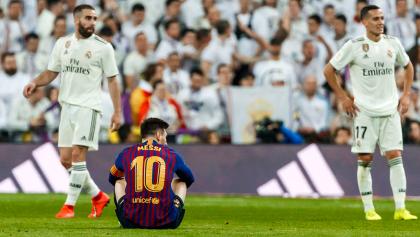 Piden a Messi fichar con el Real Madrid para dejar de