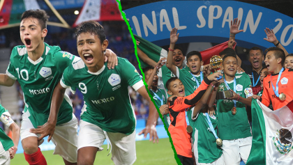 México Sub 13 se corona en la Nations Cup con golazo a lo Messi