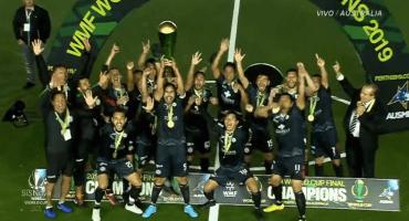 México se corona campeón en el Mundial de Mini Futbol, tras golear a Brasil