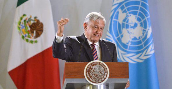 ¿Cómo ven? México todavía no ha pagado su cuota 2019 para la ONU