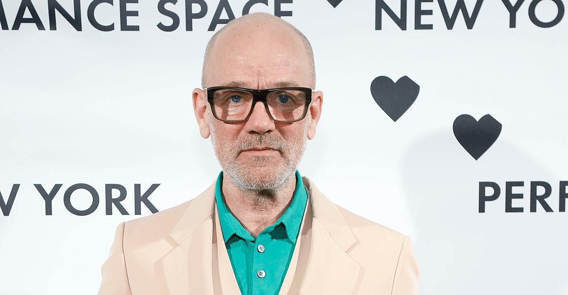 Michael Stipe arranca su carrera en solitario con