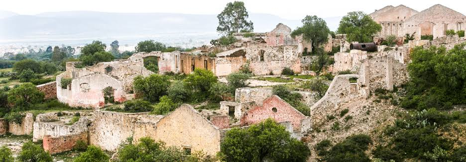 Los pueblos fantasma más espeluznantes del mundo