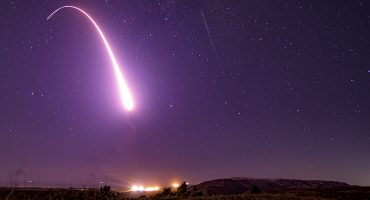 ¿Todo bien? EUA lanza misil balístico intercontinental...