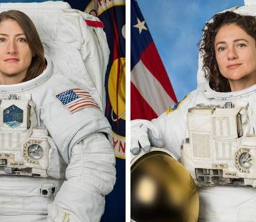 ¡Histórico! La NASA ya tiene lista la primer caminata espacial solo con mujeres