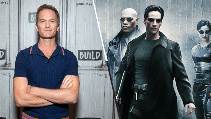 It's awesome? Neil Patrick Harris podría aparecer en la cuarta entrega de 'Matrix'